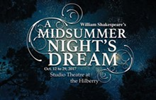 COURTESY OF FACEBOOK - Cover photo presenting A Midsummer Night's Dream