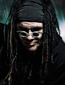ALLAN AMATO - Al Jourgensen.