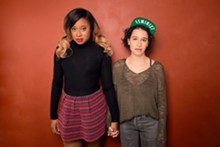 MINDY TUCKER - Phoebe Robinson and Ilana Glazer.