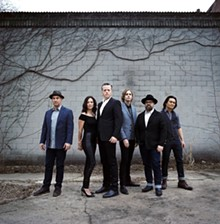 JASON ISBELL; PHOTO BY DANNY CLINCH.