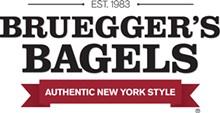 PHOTO COURTESY OF BRUEGGER'S BAGELS.
