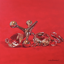 """JACK OF DIAMONDS"" BY KENNETH HERSHENSON"