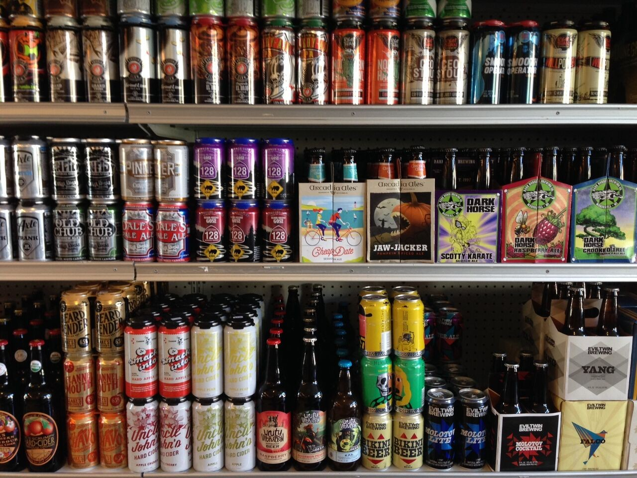Craft beer store opens second location in Detroit | Culture