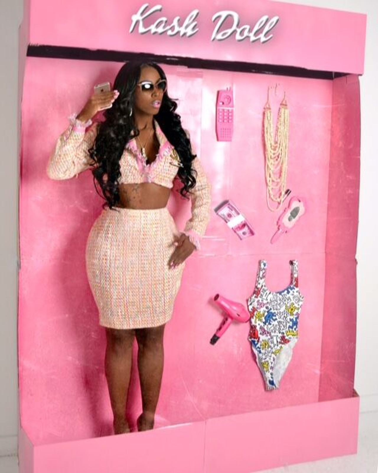 Rapper Kash Doll On Her First Mixtape And Why She S Still