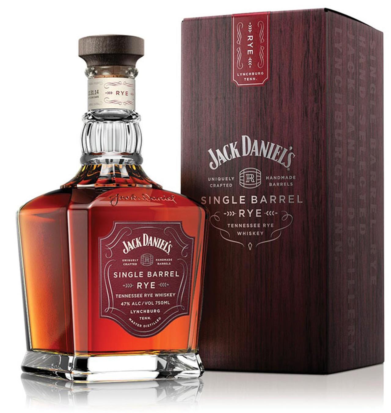 Drink Up Jack Daniel S Single Barrel Rye 47 Abv Food