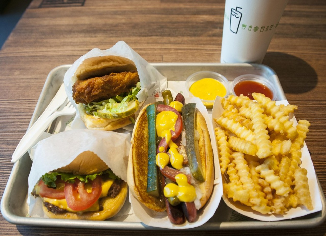 Shake Shack (SHAK) Receives News Sentiment Score of