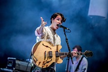 COURTESY PHOTO. - Vampire Weekend at Meadow Brook.