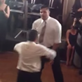 VIDEO: Watch this epic wedding dance-off between a Royal Oak father and son
