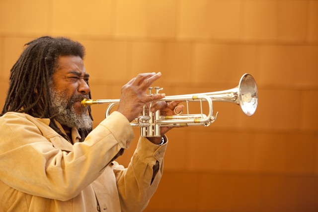 Wadada Leo Smith. Other fest group leaders include Taylor Ho Bynun, Jason Kao Hwang, Rudresh Mahanthappa, Ben Allison, Jaribu Shahid and James Cornish.