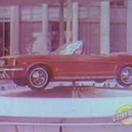 Watch Ford's first Mustang commercial from 1964