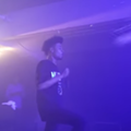 Watch: Please don't throw your drinks at Danny Brown