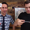 Watch 'Wizard Wars' co-creator and Detroit area native Rick Lax perform 13 magic tricks