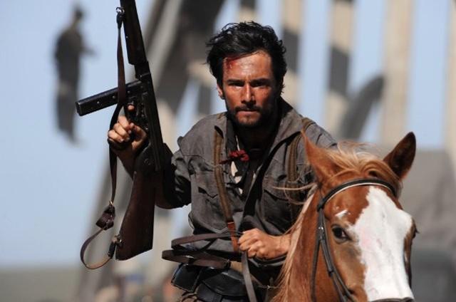 Wes Bentley is a murderous communist guerrilla.