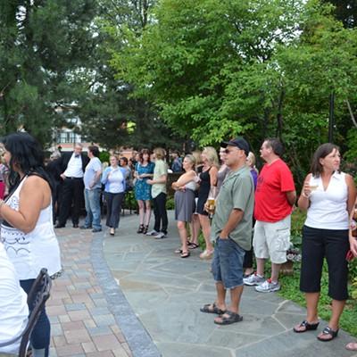Whitney Garden Party - 7/26/12