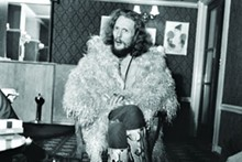 Wild, wild, wild: Ginger Baker both elevated and destroyed the bands he drummed for.