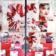 Window Shopping Along Woodward Avenue