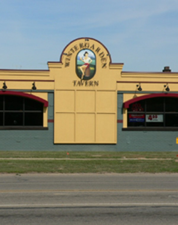 Wintergarden tavern greater detroit area neighborhood bar tavern fare burgers nightspot for China garden restaurant detroit mi