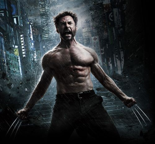 Wolverine (Hugh Jackman) is running to the bank with the release of this latest flick about the superhero with crazy-long fingernails.