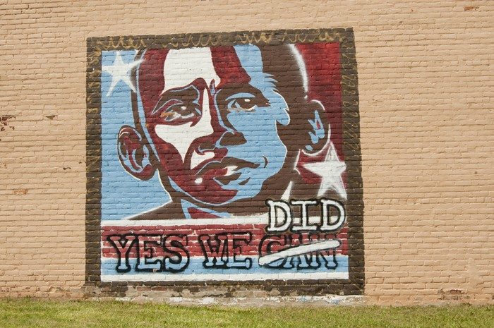 """Yes We Did"" by Halima Cassell"