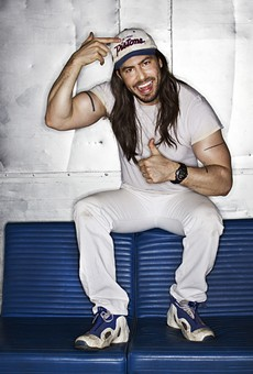 Zen and the art of party maintenance, with Andrew W.K.