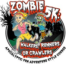 NOTJUSTANOTHERZOMBIERUN.COM - Zombie 5K: Fun Run Bloomer Park Michigan June 27th 2015