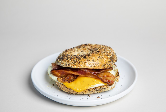 PHOTO COURTESY OF TOASTED BAGELRY