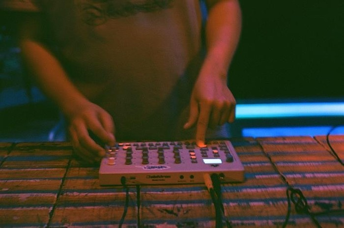 Synth Batte: See Tuesday - PHOTO BY JOHN QUINTERO