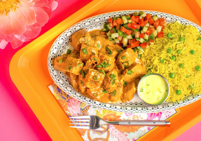Chef Timon Balloo brings Indian-inspired comfort food to Miami with his delivery-only restaurant, Balloo Wallah. - PHOTO COURTESY OF BALLOO WALLAH