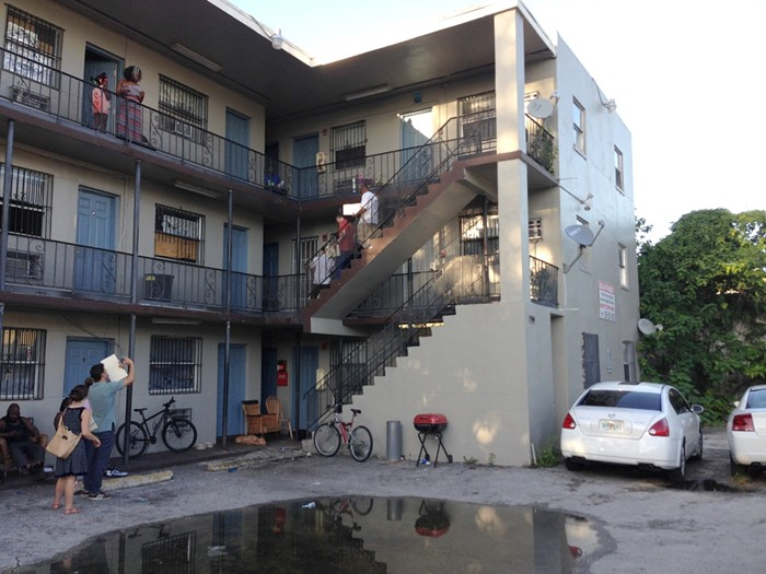 There's a new urgency to reinspect older buildings after the collapse in Surfside. - PHOTO BY JESSICA LIPSCOMB