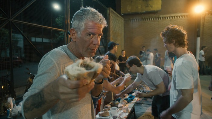 Anthony Bourdain - PHOTO COURTESY OF FOCUS FEATURES