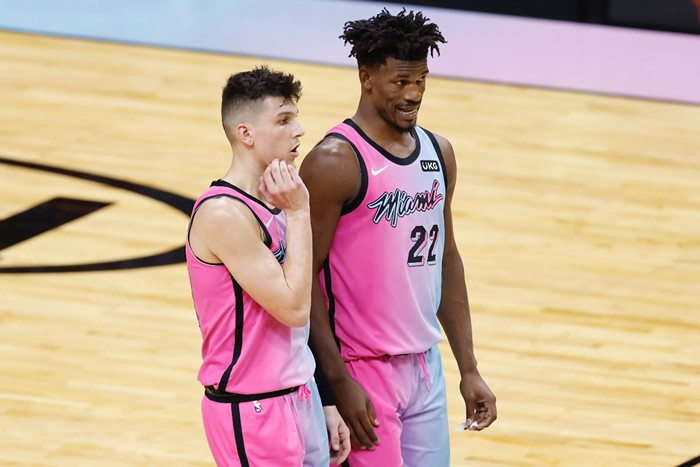 Will Tyler Herro be back in Miami? - PHOTO BY MICHAEL REAVES/GETTY