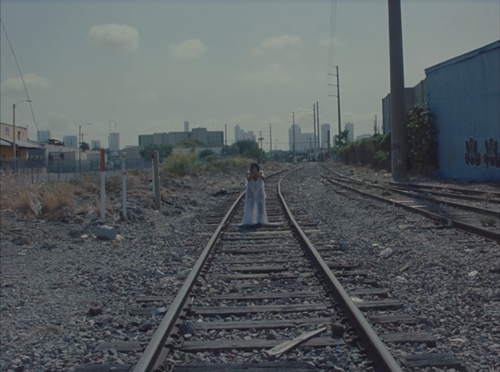 Still from Every Step Is a Prayer, featuring Niki Franco. - PHOTO COURTESY OF MICHAEL CAMBIO FERNANDEZ