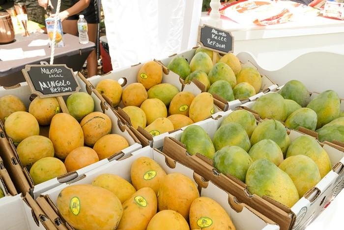 Enjoy a mango-inspired brunch at Fairchild on Sunday. - PHOTO COURTESY OF FAIRCHILD TROPICAL BOTANIC GARDEN