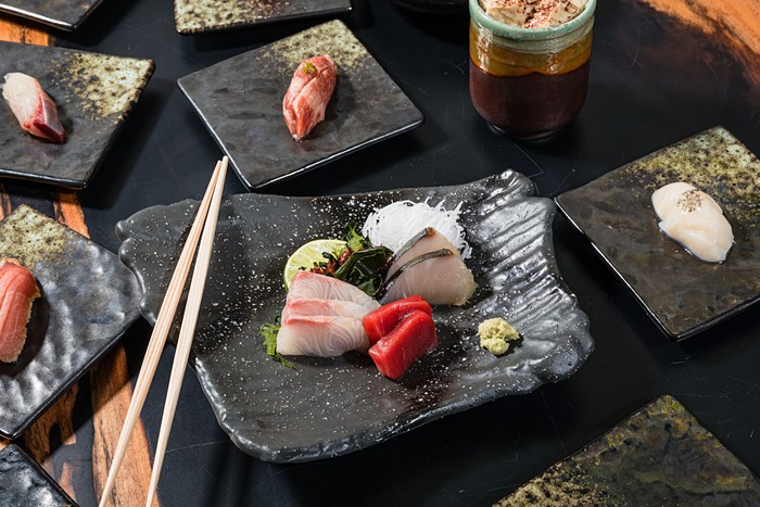 Mr. Oma Kase presents an affordable omakase experience in Miami. - PHOTO COURTESY OF MR. OMA KASE