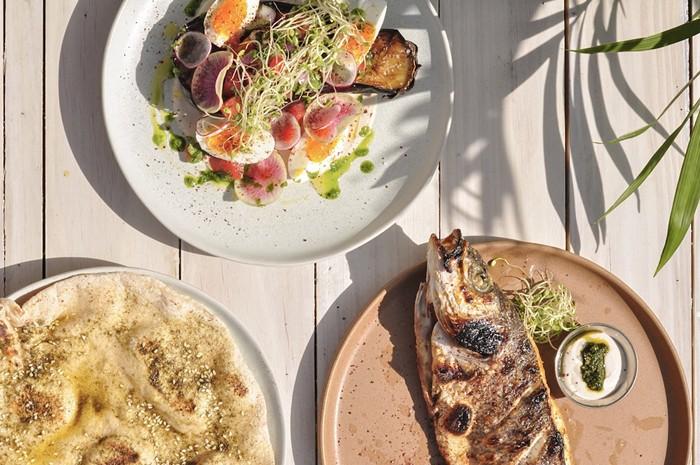 Abbalé Telavivian Kitchen is open in Miami Beach. - PHOTO COURTESY OF BRUSTMAN CARRINO PR