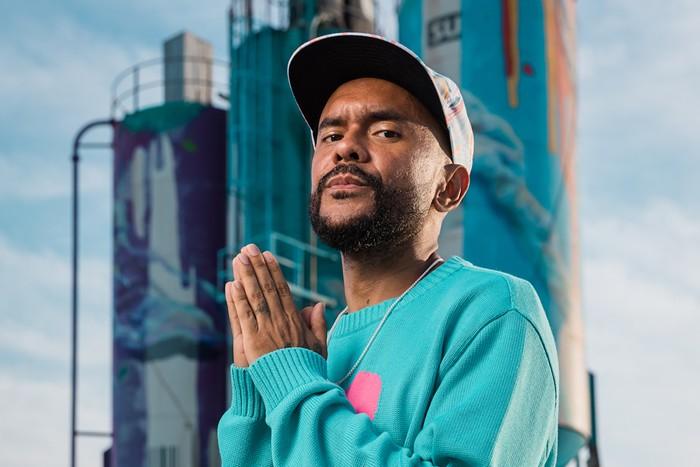 DJ Craze: See Friday - PHOTO COURTESY OF THE ARTIST