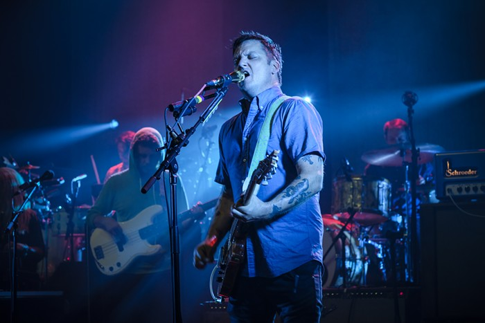 Modest Mouse - PHOTO BY FUJIFILMGIRL