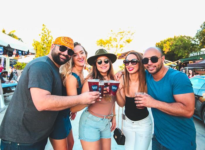 Wynwood Oktoberfest returns to Miami this October. - PHOTO COURTESY OF WYNWOOD OKTOBERFEST