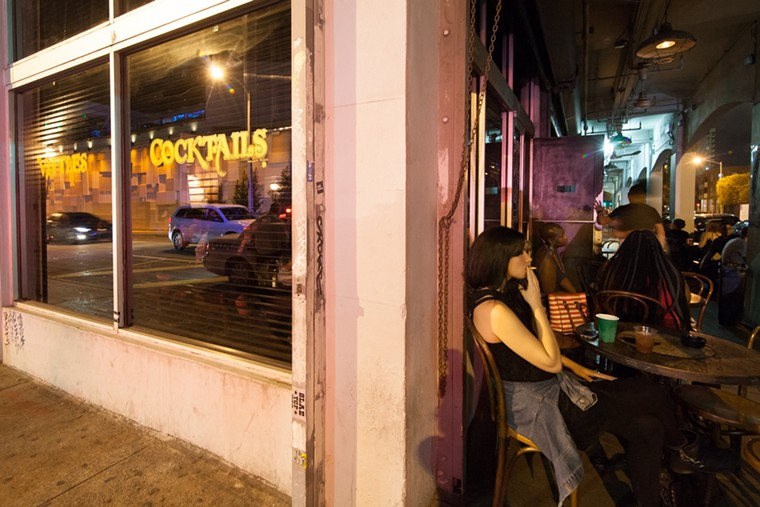 Night Shift at the Corner: See Sunday - PHOTO BY MONICA MCGIVERN