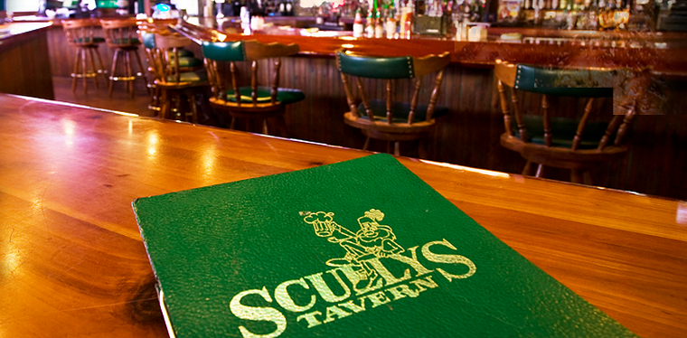Scully's, baby! - PHOTO COURTESY OF SCULLY'S TAVERN
