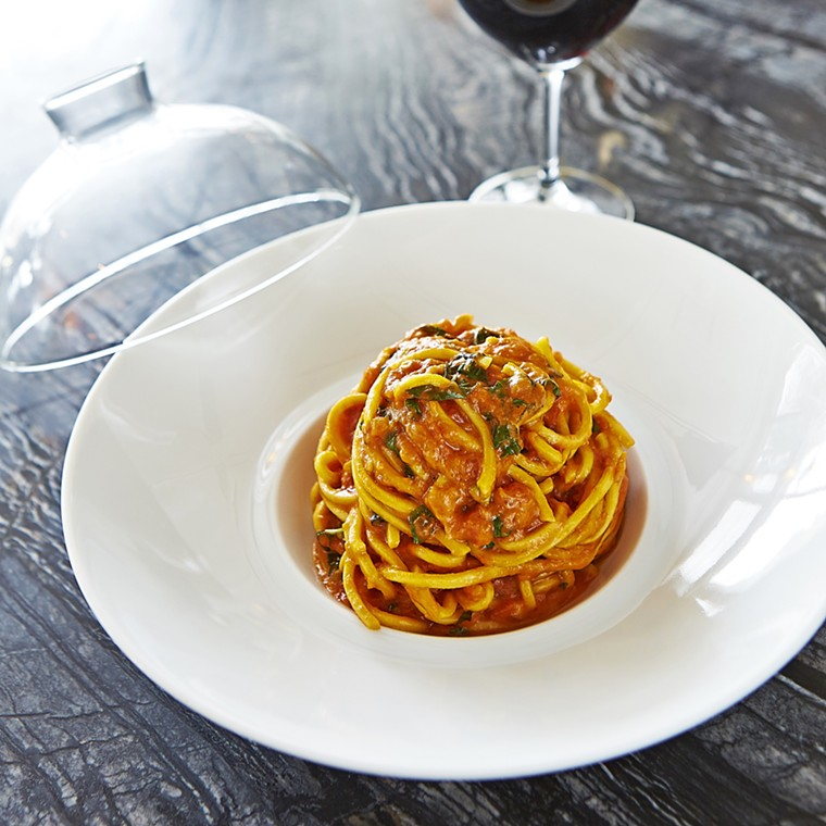 Get your carb fix at Scarpetta. - PHOTO BY MICHAEL PISARRI