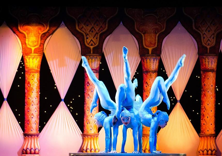 Haunted Circus: See Friday - PHOTO COURTESY OF HAUNTED CIRCUS MIAMI