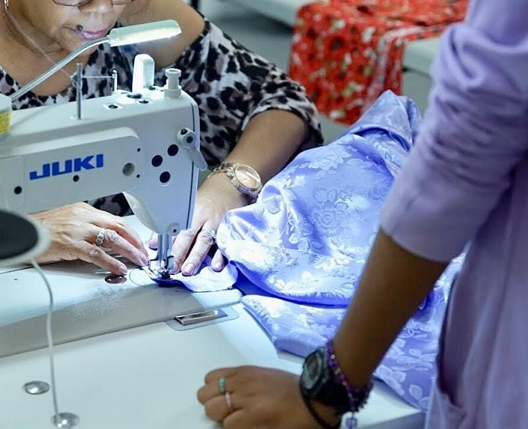 Try a fashion-design course or workshop! - PHOTO COURTESY OF THE FASHION INSTITUTE OF SOUTH FLORIDA