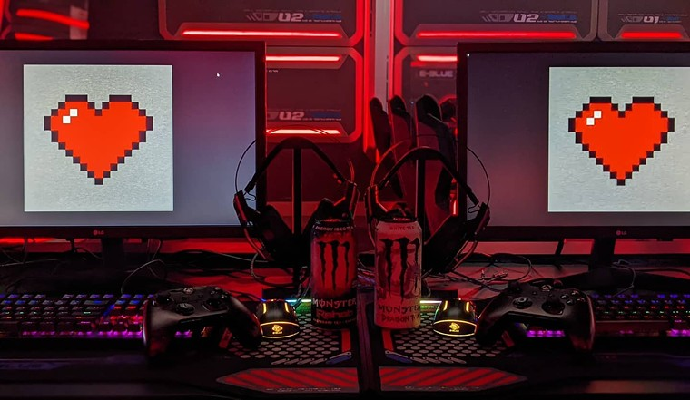 NXT LVL Gaming Miami in Sweetwater - PHOTO COURTESY OF NXT LVL GAMING MIAMI