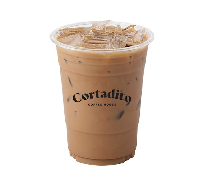 Tres leches latte at Cortadito Coffee House - PHOTO COURTESY OF CORTADITO COFFEE HOUSE