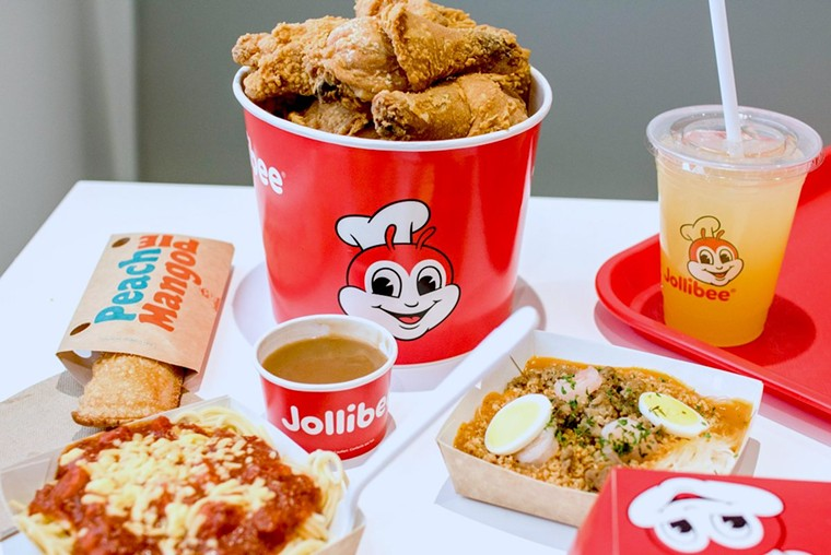 Jollibee has opened its first South Florida restaurant, in Pembroke Pines. - PHOTO COURTESY OF JOLLIBEE