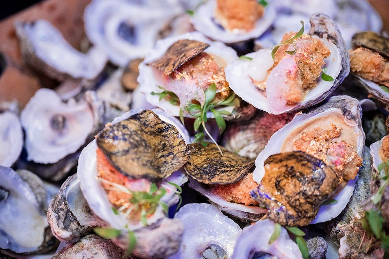 The South Beach Seafood Festival 2021 returns to Lummus Park. - PHOTO COURTESY OF LALAN PRODUCTIONS/SOUTH BEACH SEAFOOD FEST