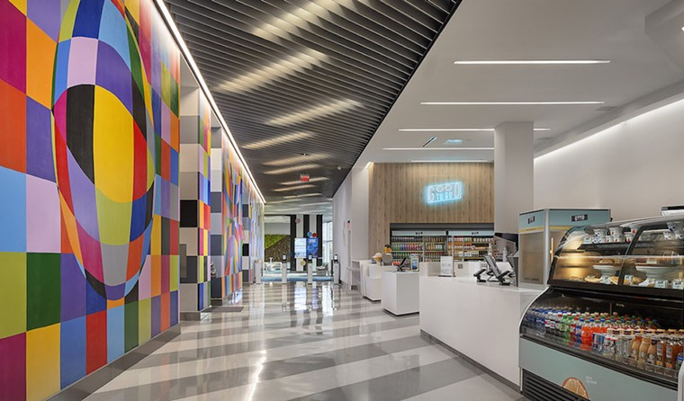 A rendering for a portion of the Citizens MiamiCentral. - PHOTO COURTESY OF CITIZENS