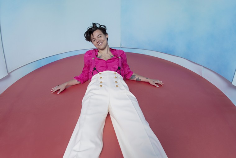 Harry Styles at FLA Live Arena: See Friday - PHOTO BY TIM WALKER