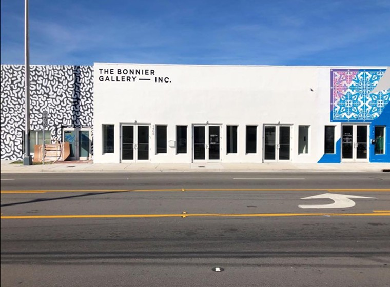 The Bonnier Gallery has featured works from renowned artists including Donald Judd, Andy Warhol, Frank Stella, and Yayoi Kusama. - PHOTO COURTESY OF THE BONNIER GALLERY